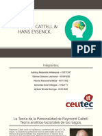 Raymond Cattell & Hans Eysenck