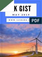 Yk Gist May 2019 Iasbaba