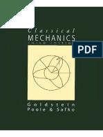 Classical Mechanics - Goldstein