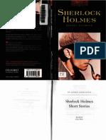 A C Doyle Sherlock Holmes Short Stories