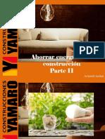 Armando Iachini - Ahorrar Energía en La Construcción, Parte II