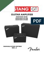 Fender Gt100
