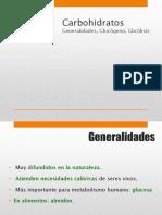 Carbohidratos-glucidos