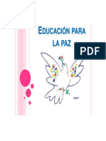 Trabajo Final Educacion a La Paz