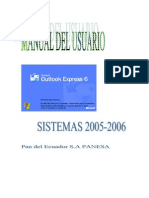 Arreglado Manual Outlook Express 6
