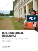 Building Social Resilience Protecting and Empowering Those Most at Risk