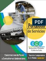 Portaf.sgc Perforacion