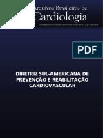 Diretriz 2014 de Consenso Sul-Americano