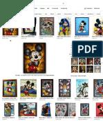 Mickey Mouse en Vitral - Buscar Con Google