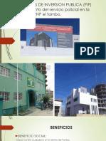 Proyectos de Inversion Publica Pip1