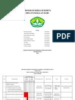 5.4. Program Kerja Desa Pangkalan Baru (Update)