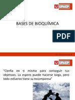 CAP 1 bases de la bioquímica