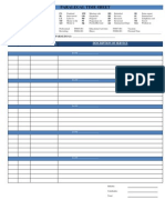 General Paralegal Timsheet