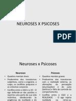 Diferenças Entre Neurose e Psicose