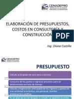 Costos de La Construcción