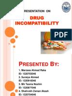 Drugincompatibility Presentation
