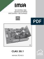 CLAS-3.0.1
