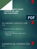 Elcontrato Como Fuente de Las Obligaciones-2
