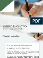Parte Avance Diseño Evolutivo y Encuesta 1