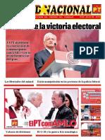 Unidad Nacional 15 de Julio 2019