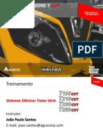 Apostila Trator Valtra Sistema Elétrico Série T CVT