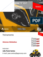 Apostila Trator Valtra Sistemas Hidráulicos - Série T CVT
