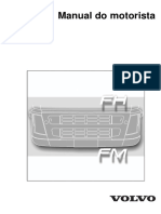 Manual Do Motorista FM FH D13A