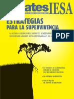 2017 DEbates IESA XXII-3 y XXII-4 Estrategias Para La Supervivencia-Debates IESA-jul-dic 2017 (1)