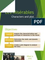 Les Misérables Character and Plot