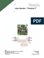 Manual Parte Eletrica Trator Valtra Serie S CVT