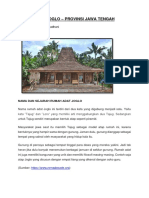 Rumah adat Jawa tengah joglo.docx