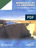 Hidrología en La Ingeniería, 2da Edición - Germán Monsalve Sáenz