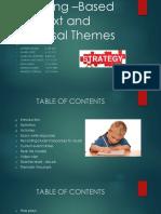 diapositivas acerca de textos y formas de tratar a los niños en clases