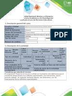 Guía Para Uso de Recursos Educativos - Fase74. Aplicar Conceptos a Un Proyecto Agropecuario Con Procesamiento Estadístico