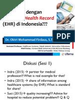 Apa Kabar EHR Di Indonesia
