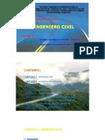 Estudios y Diseños de Alternativas Para La Rehabilitación Del Tramo de Una via Parte i