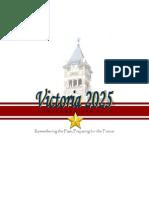 Victoria's Comprehensive Plan