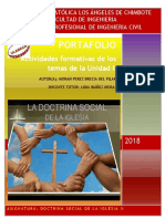 Doctrina social 2 unidad