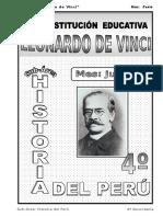 3. Junio – Historia Del Perú - 4to