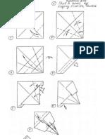 eBook PDF- Origami- Skull and Bones