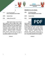MEMORANDON°012 COMISION DE SERVICIO ALCALDE..