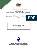 2.Standard Practice Pastry Production l3 Skm 3