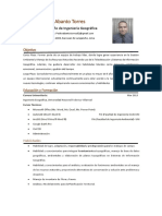 Hoja de Vida-Pedro Abanto Torres