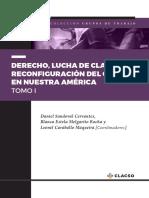 Derecho Clases y Reconfiguracion TI