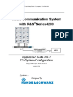 S4200 Application Note an-7 E1-System Configuration[1]