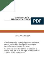 Gastronomia Pre Inca