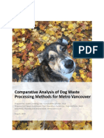 2018-31 Comparative Analysis of Dog Waste Processing Methods for Metro Vancouver_Lovering