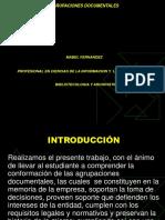 Agrupaciones Documentales