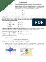 Teoria de Estatica y Dinamica