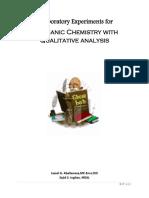 Final Inorganic Chem w Qa Laboratory